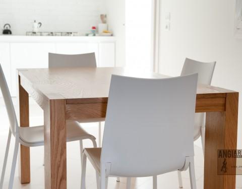 Tavolo rovere massiccio/Solid oak table